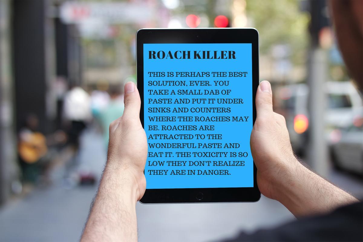 HOW TO GET RID OF ROACHES APK تحميل - مجاني الصحة واللياقة البدنية ...