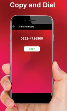 Girls Mobile Number 😍💖 screenshot 4