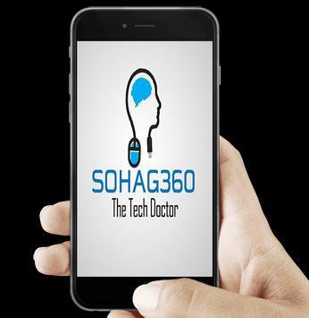 SOHAG360 poster