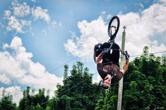 BMX Stunts Wallpapers screenshot 1