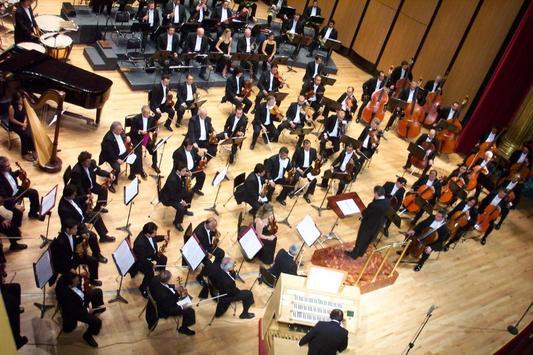 Orchestra Wallpapers apk screenshot