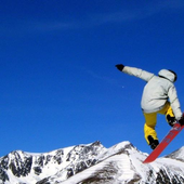 Snowboarding Wallpapers icon