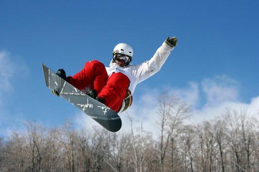 Snowboarding Wallpapers apk screenshot
