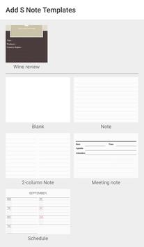 add s note template apk download free productivity app for android