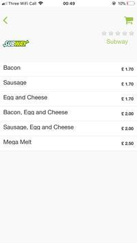 Gettme Mobile App screenshot 2