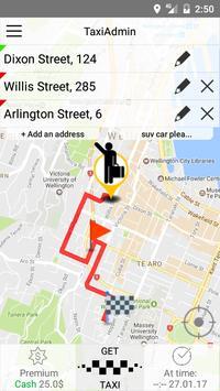 Get Taxi Admin screenshot 5