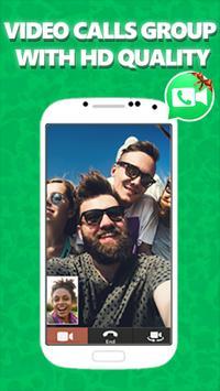 Video call for Whatsapp Joke poster