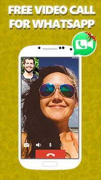 Video call for Whatsapp Joke screenshot 2