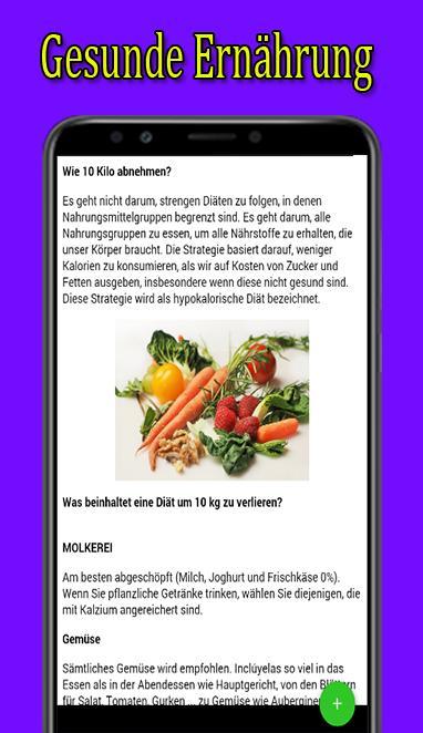 Diäten, um Gewicht zu verlieren, ohne zu leiden