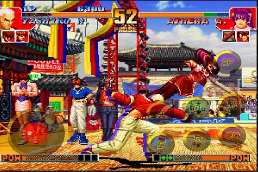 Guide King of Fighters 97 apk screenshot