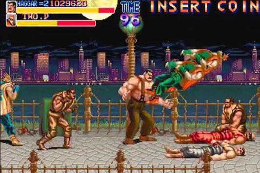 Guide for Final Fight apk screenshot