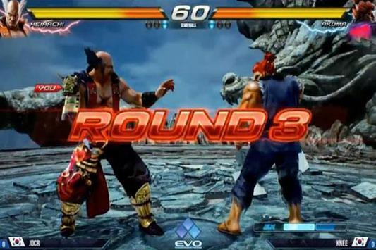 Guide Tekken 7 apk screenshot