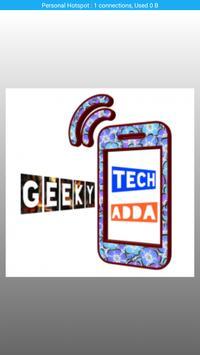 Geeky Tech Zone apk screenshot