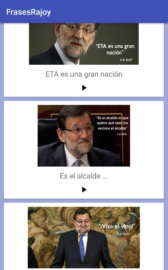 Frases Rajoy For Android Apk Download