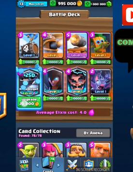 Free Gems Clash Royale Tips screenshot 4