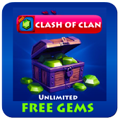 Gems of Clans - Clash of Clans icon
