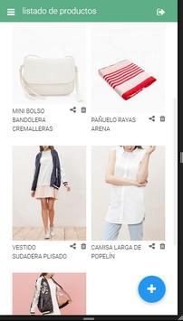 Mitienda: Crear tiendas online apk screenshot