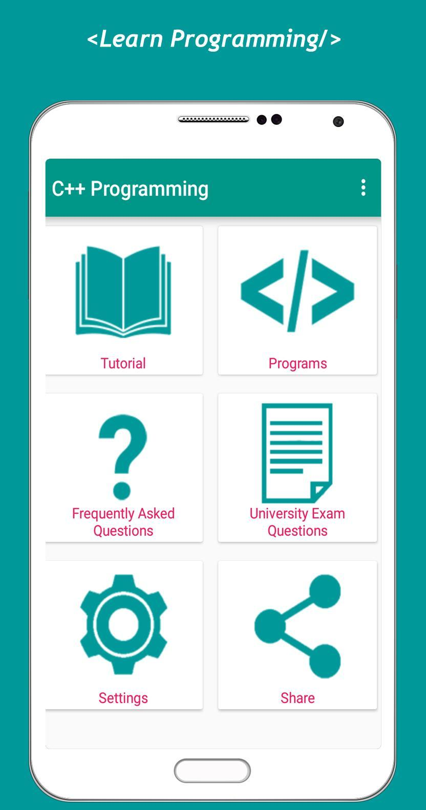 Basic C++ Programming Language for Android - APK Download
