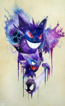 Gengar Wallpaper For Android