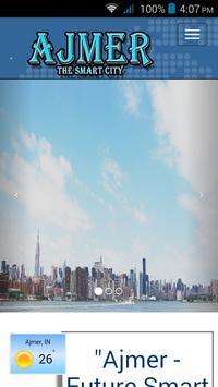 Smart City Ajmer poster