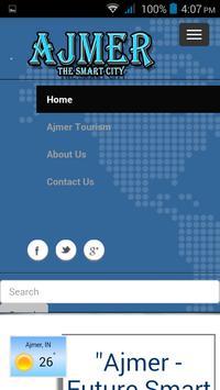 Smart City Ajmer screenshot 1