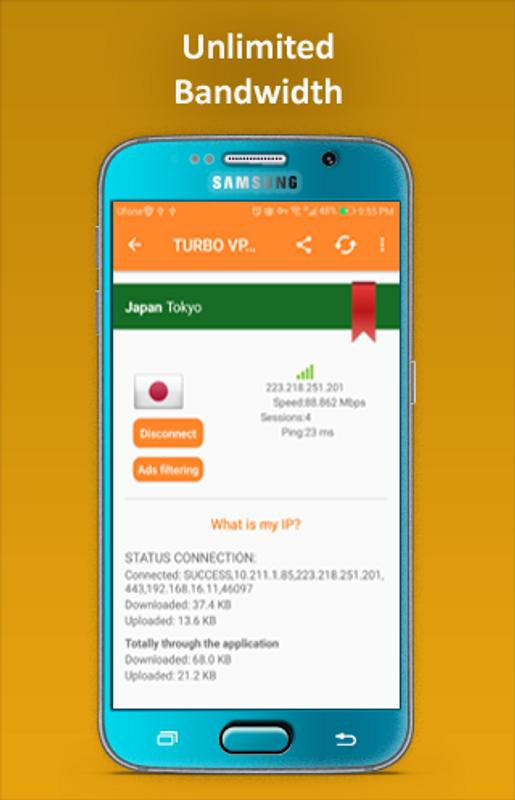 turbo vpn apk pro download