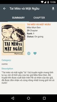 Manga Meow screenshot 1