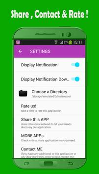 InstaSave - Save & Repost apk screenshot