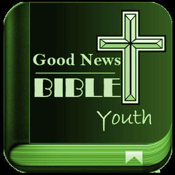 Youth Bible - Good News poster