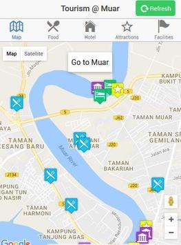 Muar Digital Gateway eTourism apk screenshot