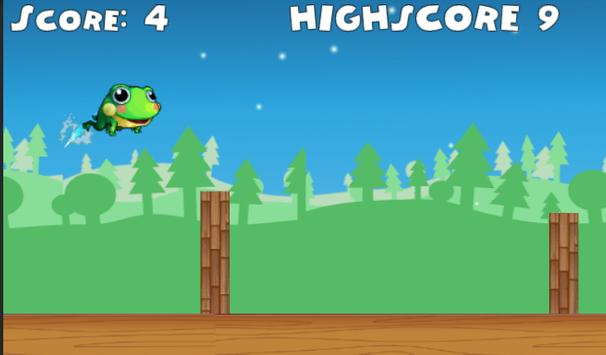 Frog Jump poster