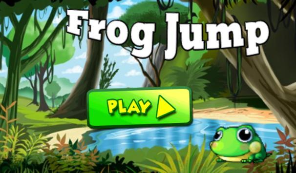 Frog Jump apk screenshot
