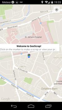 Geoscrap screenshot 1
