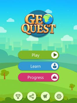 GeoQuest World Geography Quiz Geoguessr Games APK Download - World geography quiz game