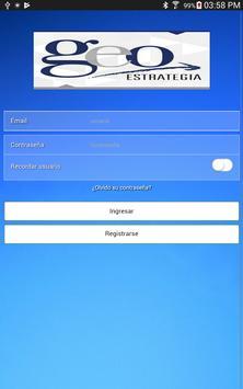 Geo Estrategia apk screenshot