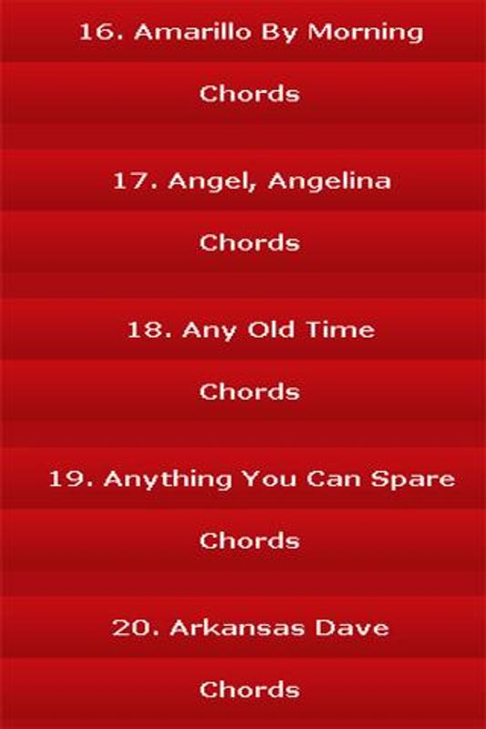 All Songs of George Strait APK Download - Free Music & Audio APP for ...