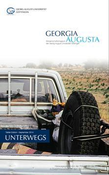 Georgia Augusta poster