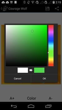 QuickMeme Generator apk screenshot