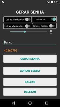 Gerador de Senhas screenshot 5