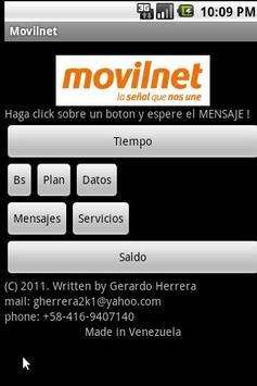 Movilnet Venezuela Postpago apk screenshot