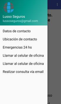 Lusso Seguros screenshot 3