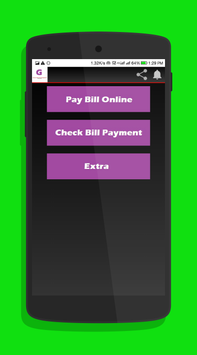 Gescom Bill Pay screenshot 1
