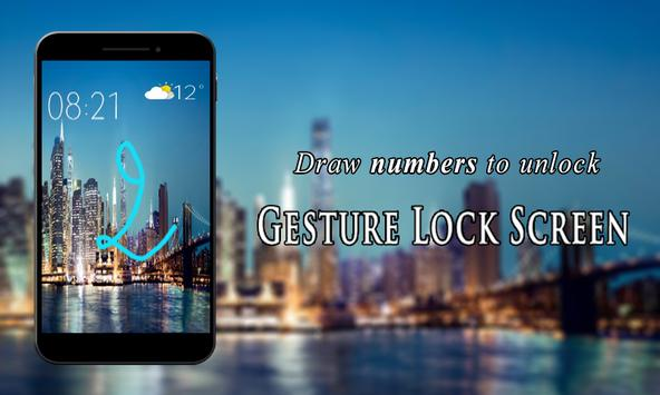 Gesture Lock Screen screenshot 3