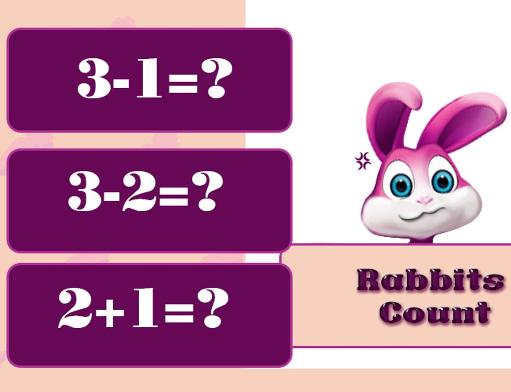 rabbit math workout apk download free trivia game for android
