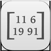 Matrix Analysis icon