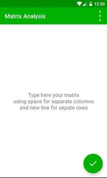 Matrix Analysis poster