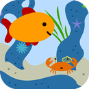 Ocean Adventure Game for Kids - Play to Learn APK
