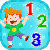 123 Kids - Toddler Counting - Educational Games icon