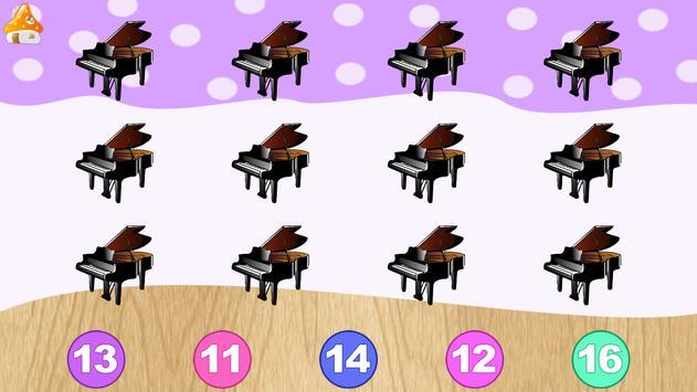 123 Kids - Toddler Counting - Educational Games apk screenshot