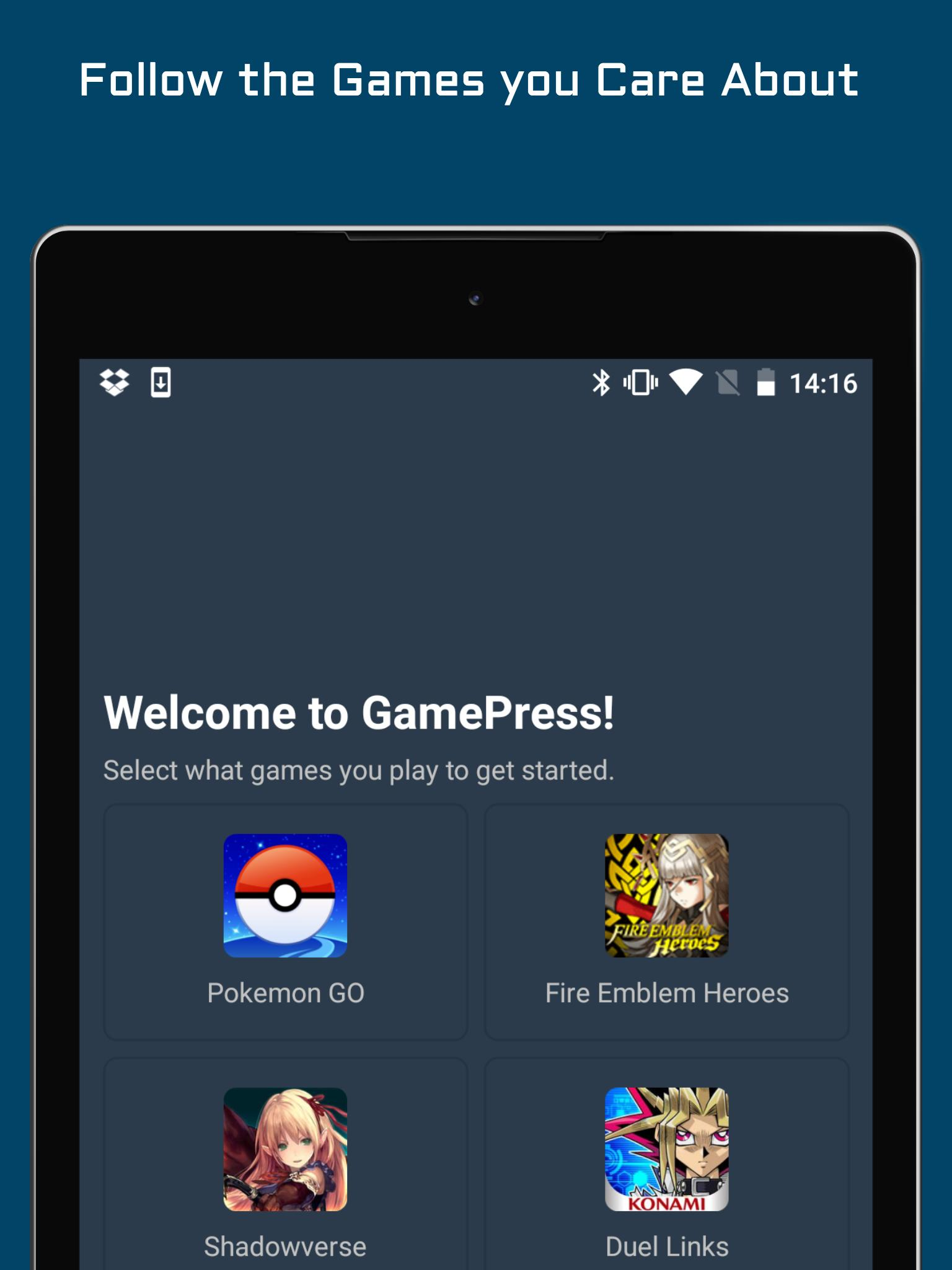 GamePress for Android - APK Download